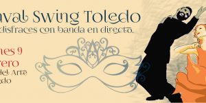 Carnaval Swing Toledo<h6> 9 de febrero</h6>