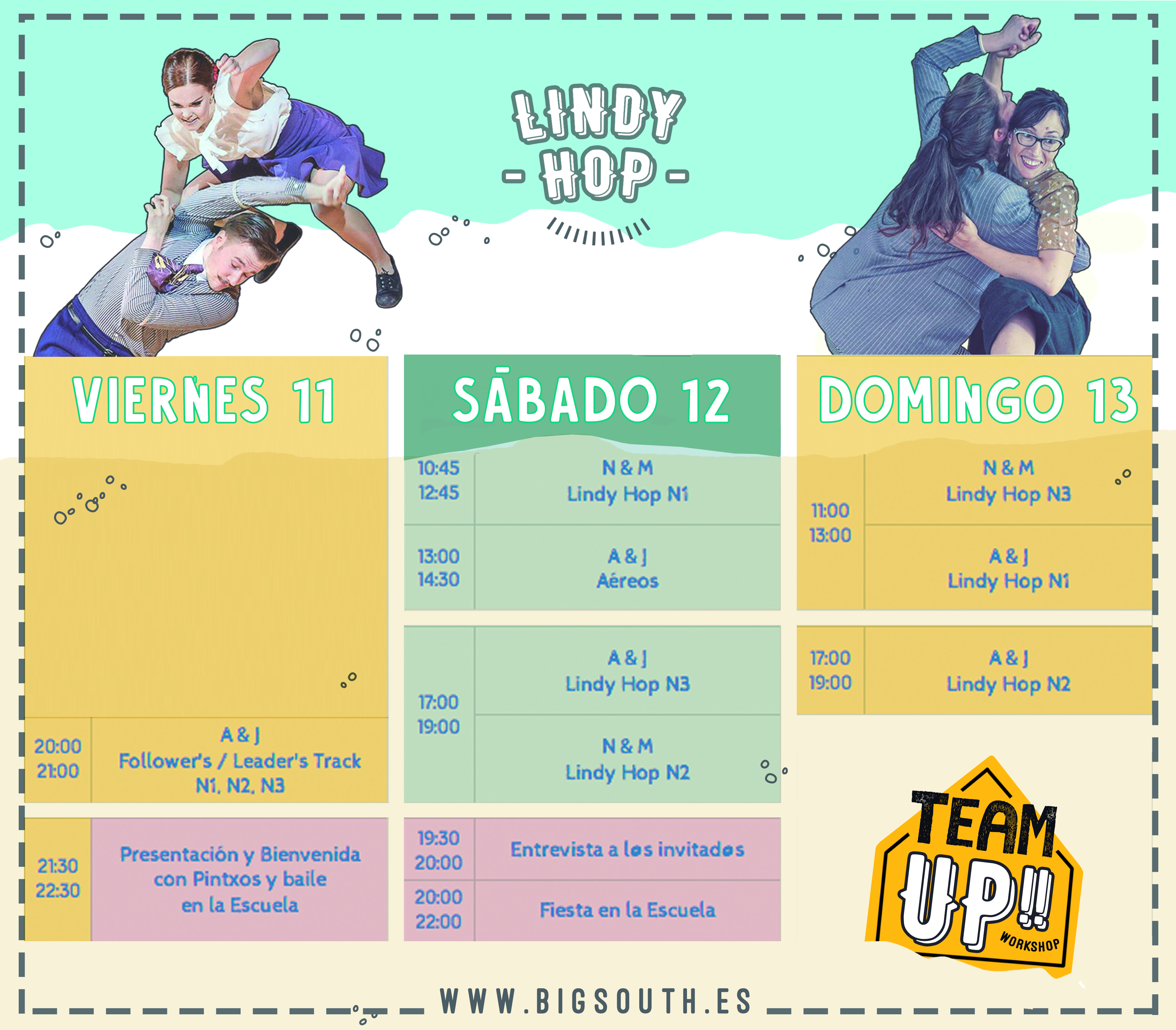 big-south-swing-horario-team-up-workshop