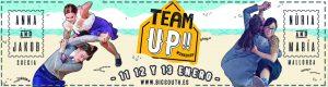 TEAM UP - Workshop @ Big South | Madrid | Comunidad de Madrid | España