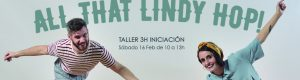 TALLERES: <br>Lindy Hop Iniciación y Old Jazz Routine</br> @ Big South | Madrid | Comunidad de Madrid | España