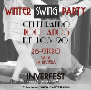 Winter Swing Party @ Sala La Rivera